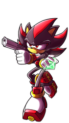 Waking Up (Shadow The Hedgehog) by TwisterTH