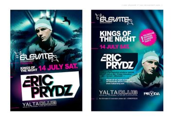 Eric Prydz At YaltaClub by can