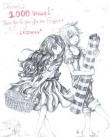 1000VIEWS by lxoivaeh
