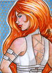 ACEO [#33] Moni by Ra-Punzelle