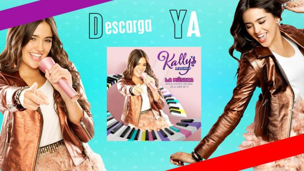 DESCARGA EL CD DE KALLY'S MASHUP by AlexxTorresRomero