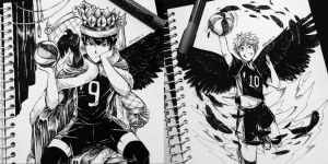 Haikyuu! Pages by Pozapple