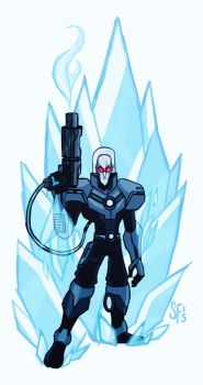Mr. Freeze by Tigerhawk01