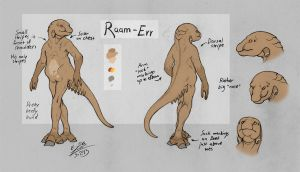 Raam-Err reference by Paperiapina
