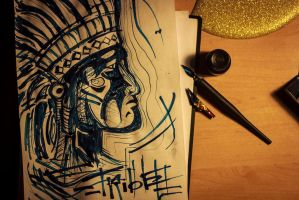 tumblr n200hffJdx1rjgosxo1 tribal stuff by Morday
