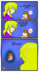 Mothers knows life. by TaylorSwitch64