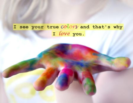 True colors by DorottyaS