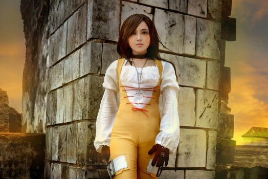 FFIX : Devotion by oruntia
