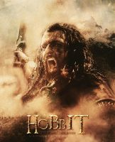 The Hobbit There and Back Again. by haryalcuile