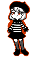 [OC]Minu the mime by PhoebeShade