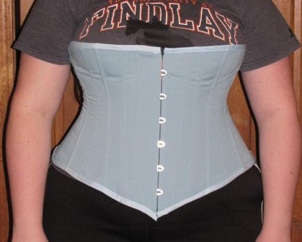 My New Corset by Erevanur