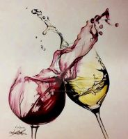 Cheers! by Louise-Veale