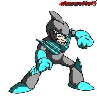 Sharkman by Gauntlet101010