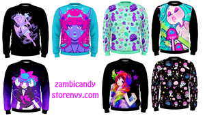 More sweaters by zambicandy