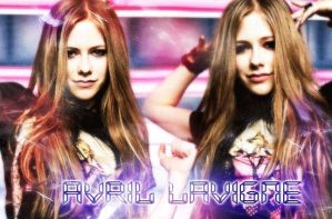 Avril Lavigne Signature 2 by ninarose