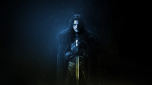Game of Thrones Wallpaper - Jon Snow (no text) by RockLou