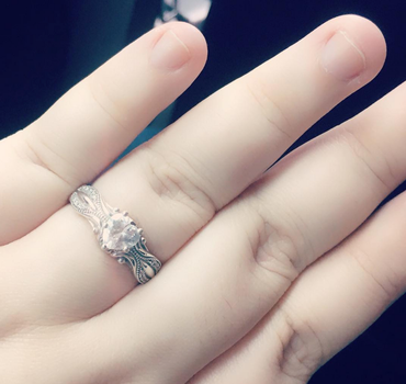 I'm Engaged! by PoetryOD