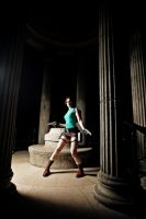 Trapped in a tomb by LuceCosplay