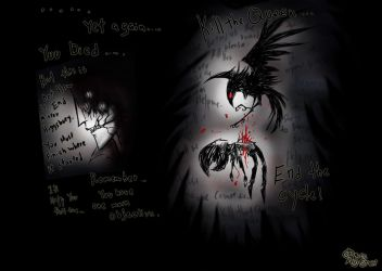 The Insanely Twisted Shadow World part51 by RavenBlackCrow