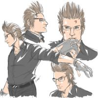 Ignis Doodles by Dobermutt