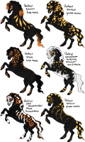 Hallow PeaFrie Imports - 1 by gyngercookie