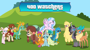 400 Watchers by Hendro107