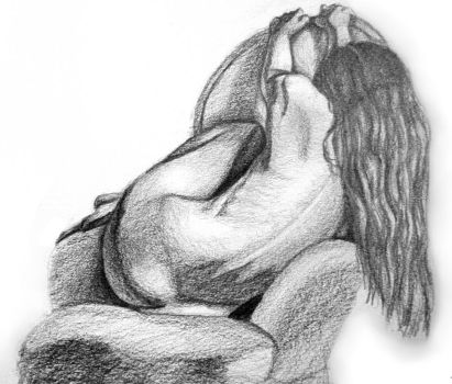 Figure Drawing01 by PatriciaPM
