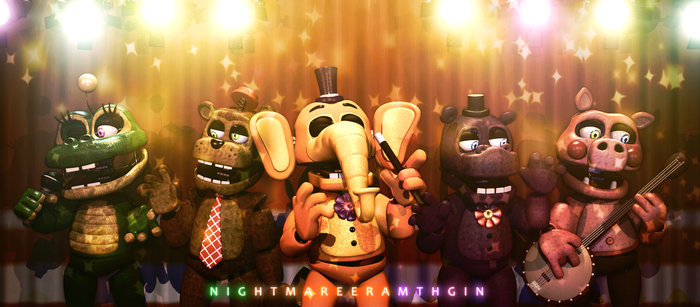 [SFM REMAKE/FFPS] Mediocre Melodies (UPDATED) by ShiningKnightmare