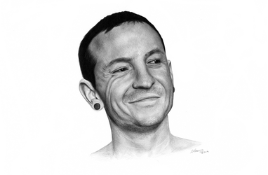Chester Bennington by EquineRibbon