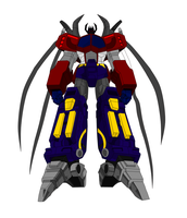 Optimus Prime is evil in Unicron by BostonFanBryer
