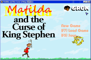 Matilda and the Curse of King Stephen by PeKj