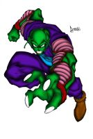 Piccolo - SuperNamek by SouthernDesigner