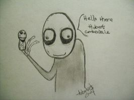 Salad Fingers by XzoinkX