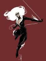 Blackcat for Dalischa by ming85