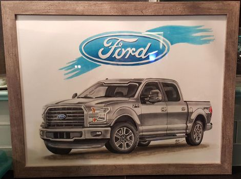 2016 Ford F-150 by Tau-Crisis