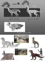 Dragons Prophet concepts by SonicAdvance