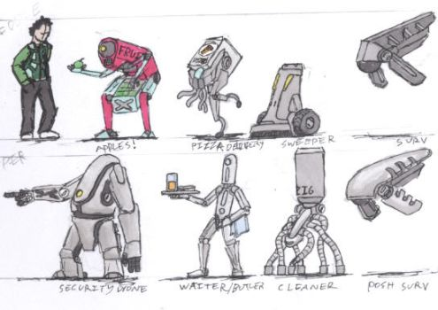 'bots by IfritianIndustries