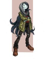 Marceline by TheLivingShadow