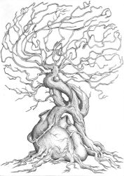 Tree of Life by SilentSeraphim