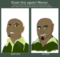 Draw This Again Meme-Sigmund by Jane2Audron