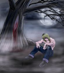 Can you feel my pain?-colored by razvan1