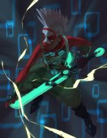 Ekko by russell-o