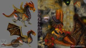 Age of Wonders 3 Golden Dragon Maps by OskarKuijken
