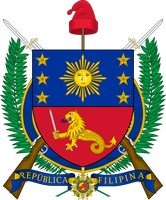 (Philippine Republic) Coat of Arms of the Republic by IEPH
