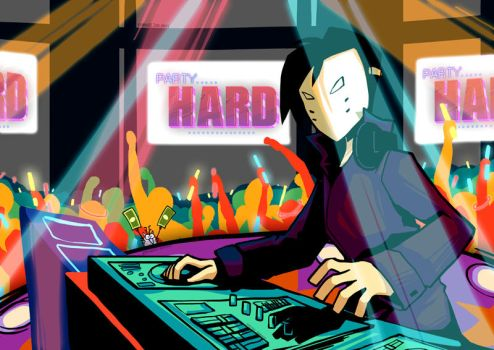 Party Hard - Tycoon by Zennore
