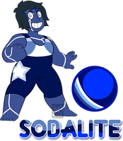 Reformation Commission for TechGalaxy- Sodalite by XombieJunky