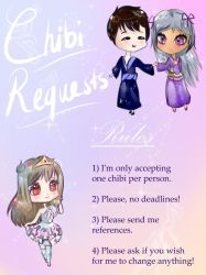 Chibi Requests {CLOSED} by xLuluCotton