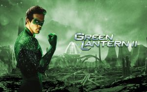 Green Lantern II Wallpaper by Rated-R4-Ryan