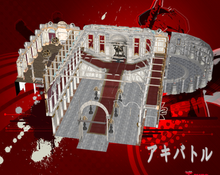 NG2 Italy Coliseum Castle Inside by SSPD077 by SSPD077