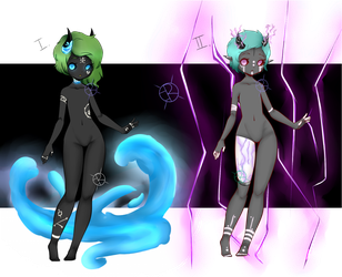 Naelus - Adopts 2/2 Open by OracleDelphis